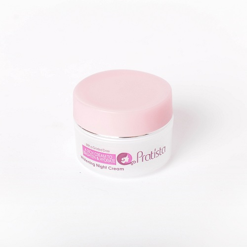 Whitening Night Cream (12,5 gr) - Kode: Q25